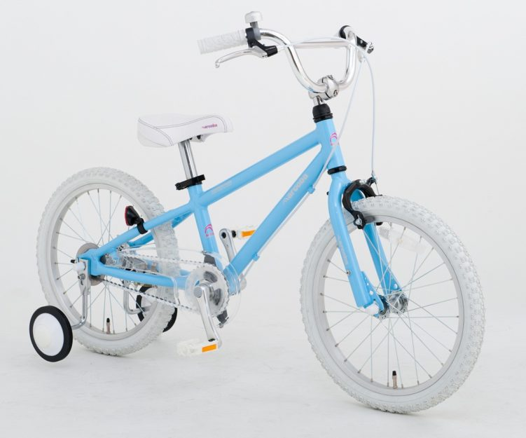 arcoba16インチ18インチ子供用自転車ブルー