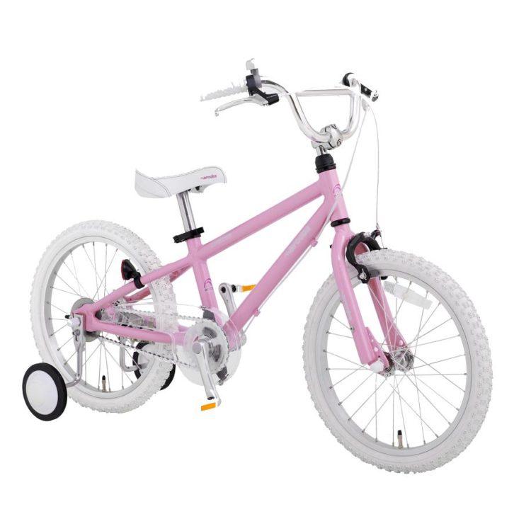 arcoba16インチ18インチ子供用自転車ピンク