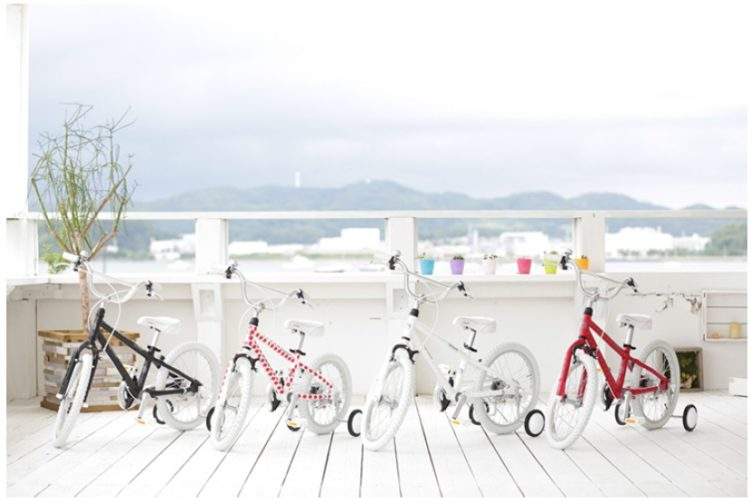 arcobagraphic16インチ18インチ子供用自転車1