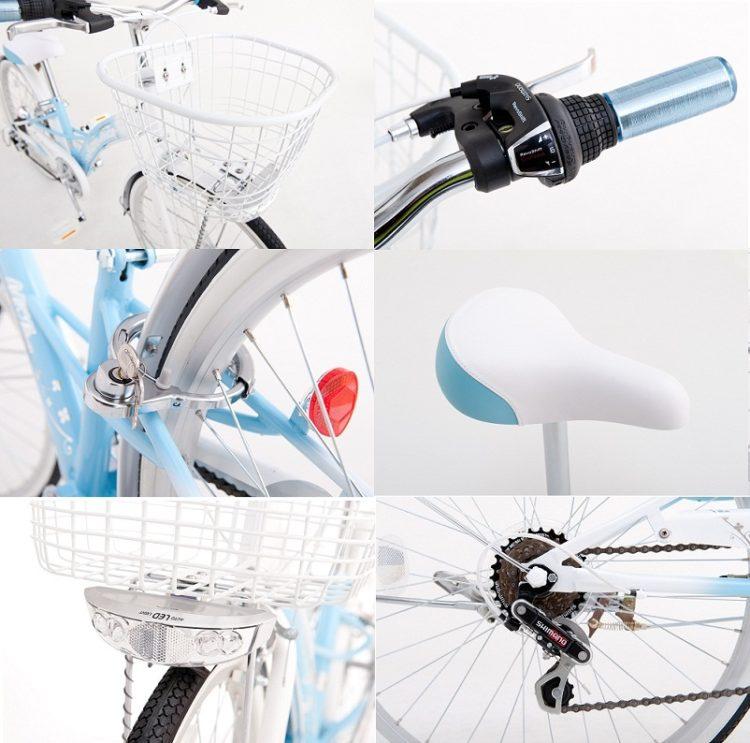 マリーミティー20インチ子供用自転車2
