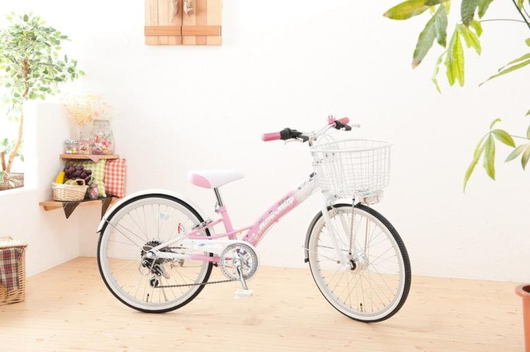 マリーミティー20インチ子供用自転車3
